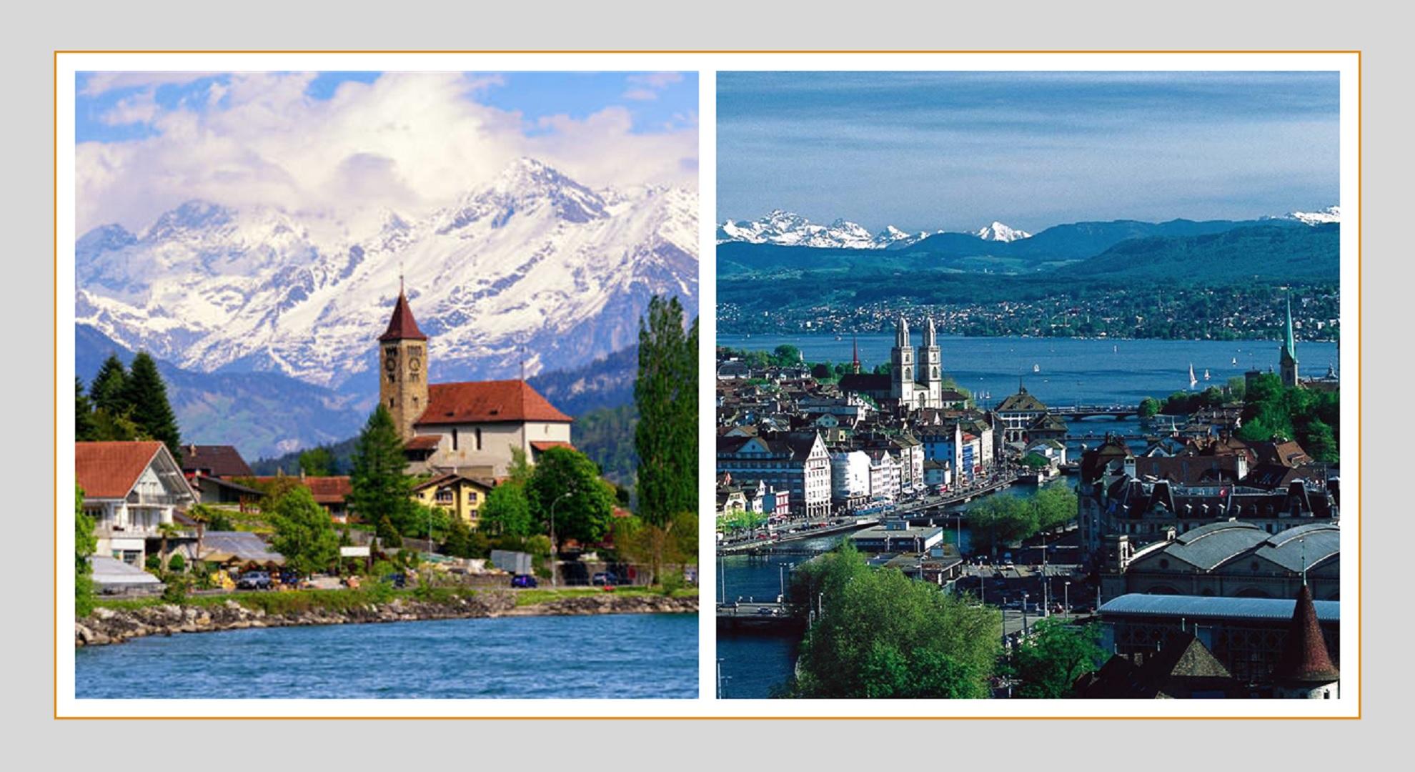 TOUR OF SWITZERLAND 7N / 8D