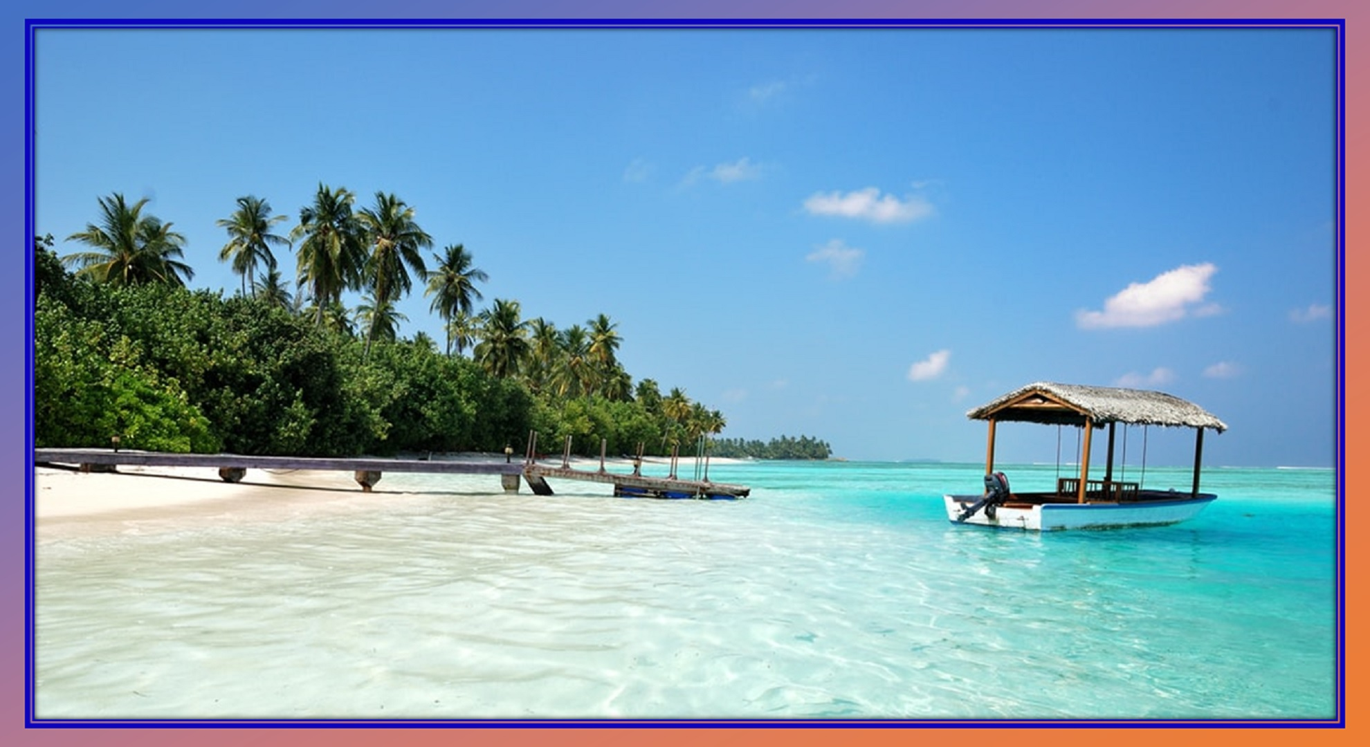 Trip To Maldives 3N / 4D